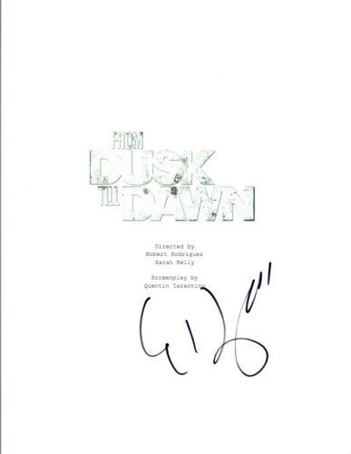 Eiza Gonzalez Signed Autographed FROM DUSK TILL DAWN Movie Script COA VD
