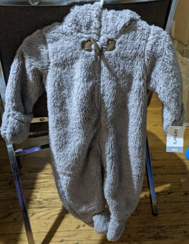 Carters and Little Wonders Baby Sherpas Winter Outfits 3-6 Months