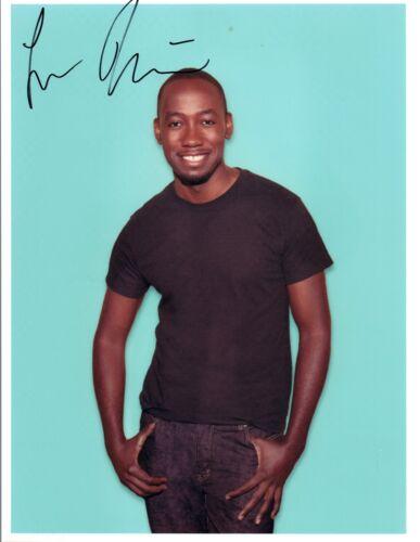 Lamorne Morris Signed Autographed 8x10 Photo Winston New Girl COA VD