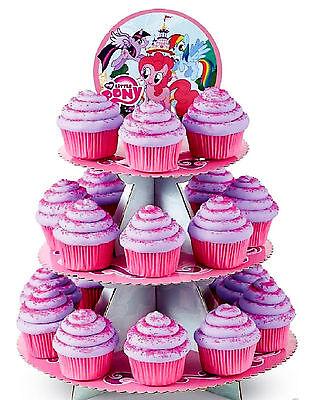 My Little Pony Cupcake Holders (My Little Pony Treat Stand Cupcake Holder Centerpiece)