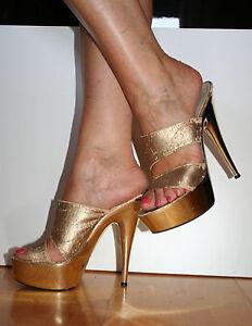 Sandali-Sexy-con-tacco-a-spillo-e-zeppa-color-oro-numero-37