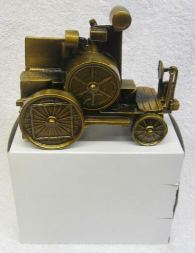 NEW Vintage John Deere 1892 FROELICH Tractor CAST SAVINGS BANK Banthrico 1994