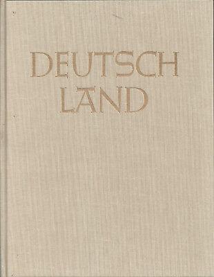 Landschaft Grenze (Buch, Deutschland, Landschaft, Städte, Dörfer & Menschen, Grenzen von 1937, TOP)
