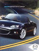 2013 Mazda MX-5 Miata Sport Club Grand Touring Dealer Sales Brochur