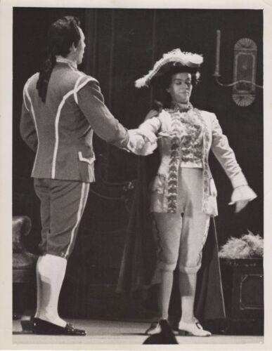Cesare Siepi Mildred Miller Original Vintage Press Photo Opera