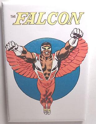 Falcon Vintage Card Art MAGNET 2