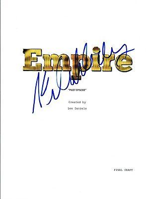 Kaitlin Doubleday Signed Autographed EMPIRE Pilot Episode Script COA VD (Empire Pilot Episode)