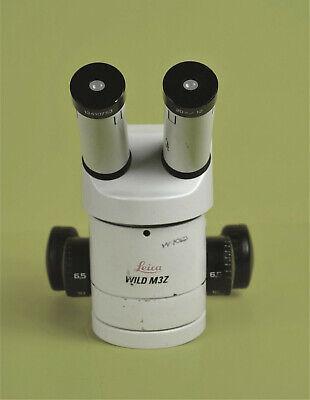Leica M3z Stereo Microscope Wild Heerbragg -wetzlar-leitz