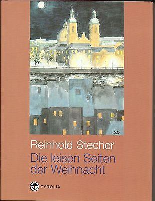 Die leisen Seiten der Weihnacht - Reinhold Stecher - 1998