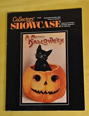 Vintage Halloween Collector (COLLECTORS SHOWCASE Vintage Halloween Pictorial Guide Magazine)