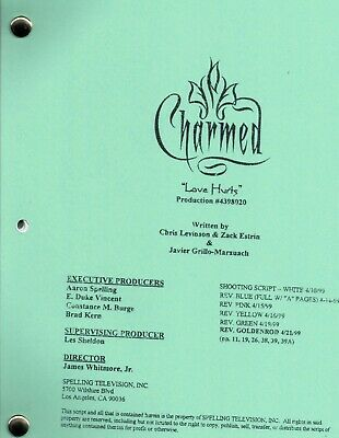 CHARMED show script