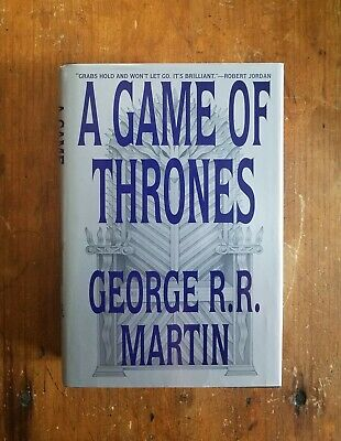 A Game of Thrones : Book One of a Song of Ice and Fire by George R. R. Martin