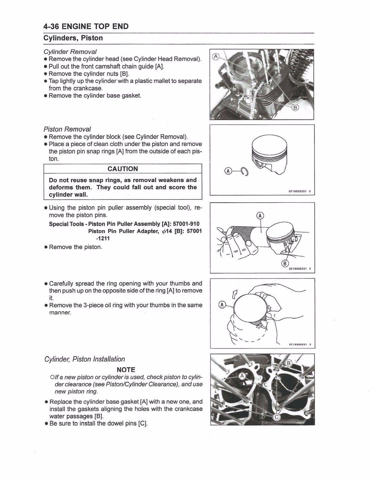 Kawasaki Service Manual 2006 Vulcan 1500 Classic Fi Vn 2000 Vn1500 Wiring Schematic 8 Of 12 9
