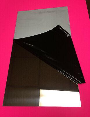 304 Stainless Steel Sheet 8 Mirror Finish 20 Gauge X 12 X 24