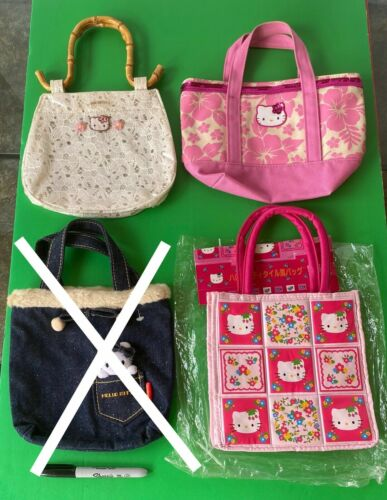 CHOOSE ONE~SANRIO HELLO KITTY BAG from Japan-ship free