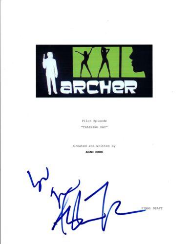Judy Greer & Aisha Tyler Signed Autographed ARCHER Training Day Script COA VD