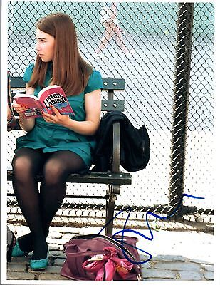 Zosia Mamet Signed Autographed 8X10 Photo Hbos Girls Coa Vd