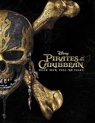 Pirates of the Caribbean Dead Men Tell No Tales A New Novel by Disney Hard Cover