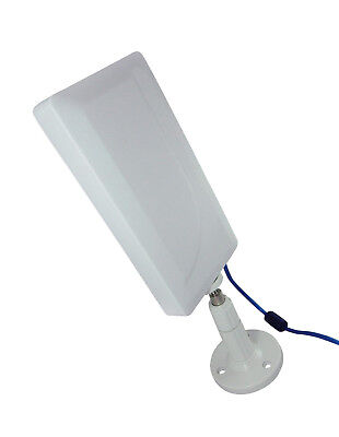 2000mW Indoor/Outdoor Wi-Fi USB Adapter & 14 dBi directional antenna RV/Marine