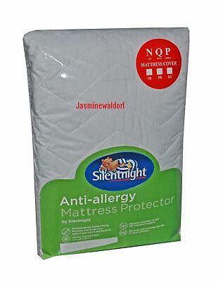 Silentnight Antii Allergie Matratze Schutz - Super King ( N. Q. P)