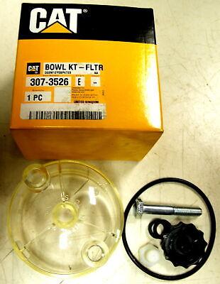 2910-01-568-0037 Genuine Cat Sediment Bowl Parts Kit 307-3526 Oem Caterpillar...