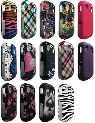 Design Hard Phone Case - Design Hard Faceplate Cover Phone Case for Samsung Intensity II 2 SCH-U460