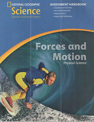Forces and Motion Physical Science Assessment Handbook  Physical Science Motion