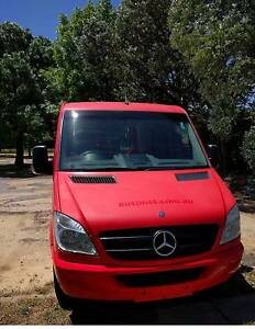 2009 Mercedes-Benz Sprinter 311CDI Sell/Swap Phillip Woden Valley Preview