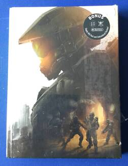 Halo 5: Guardians Collector's Edition Strategy Guide PS4 Xbox One Mernda Whittlesea Area Preview