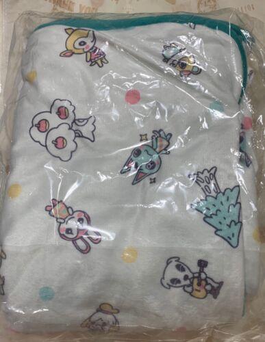 Animal Crossing Blanket Nintendo Tokyo Sanrio Japan