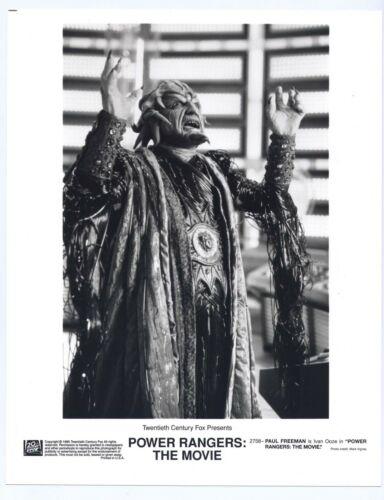 1995 Power Rangers: The Movie Original 8x10 Paul Freeman Ivan Ooze