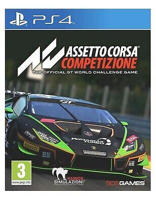 Assetto Corsa Competizione - PS4 - PRE Order for June