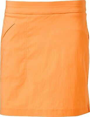Jamie Sadock Skinnylicious Golf Skort Orange #42329 Size 4 New