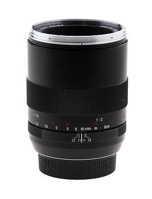 Zeiss Ikon 100mm f2.0 Makro Planar ZE MF Macro Lens - Canon EOS-Mount (Open Box for sale  Los Angeles