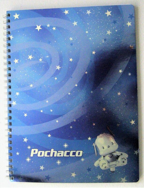 Pochacco Sanrio Spiral Notebook 60 Pages Unused