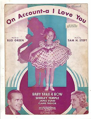 Vic Damone 1948 I/'ll Always Be In Love With You Bud Green /& Herman Ruby#4431*