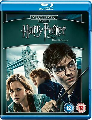 Harry Potter And The Deathly Hallows [Part 1] - Year Seven [2011 2x Blu-Ray+DVD]