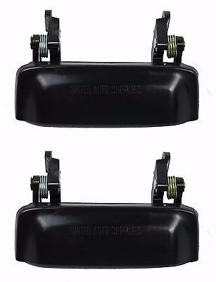 Pair of Outside Outer Door Handles Replacement for Ford Mercury SUV Pickup Truck