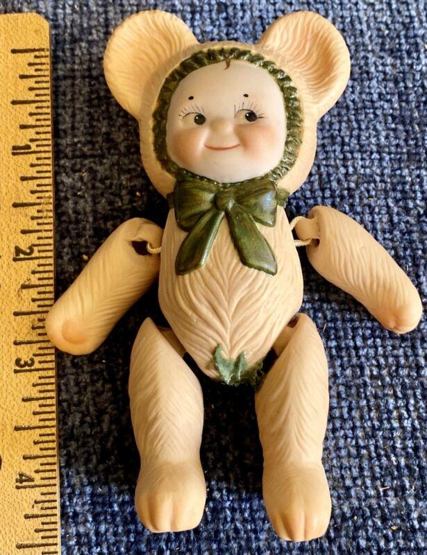 Vintage Kewpie Doll 1990 Enesco Porcelain