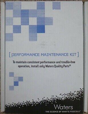 Sealed Genuine Waters Acquity Bsm I2v Performance Maintenance Kit Pn 201000197