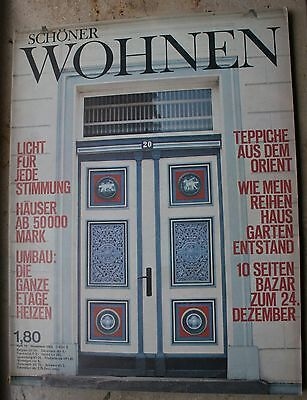 Schöner Wohnen  Zeitschrift  November 1964