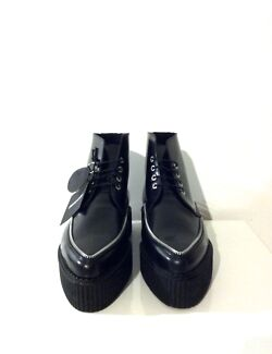 Boots, Creepers, Shoes, Underground, Punk, Size 11AU Kurrajong Hawkesbury Area Preview