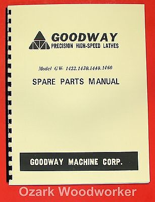 Goodway | Owner's Guide to Business and Industrial Equipment