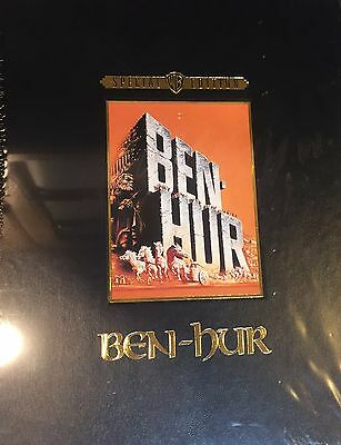 Ben Hur Warner Brothers Collectors Special Edition DVD NEW/ Story of Making
