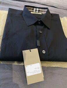 Burberry Men's L Dress Shirt - With Tags!