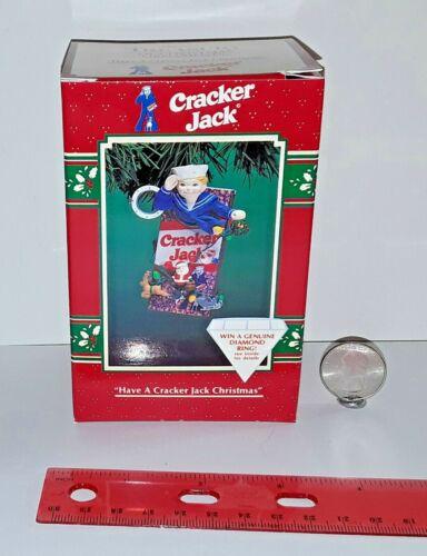 Enesco Treasury of Christmas Ornaments Have A Cracker Jack Christmas # 172979