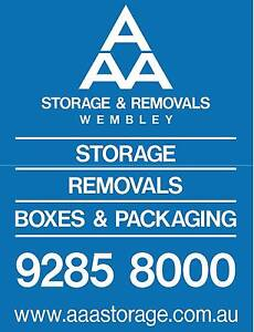 Storage, Removals, Boxes & Packaging Wembley Cambridge Area Preview