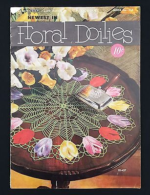 Винтажные Vtg 1950s Newest In Floral