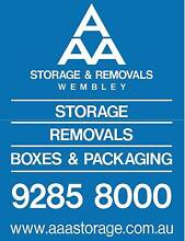 Moving Boxes Perth. Packing Boxes, Removal Boxes and Packaging Wembley Cambridge Area Preview