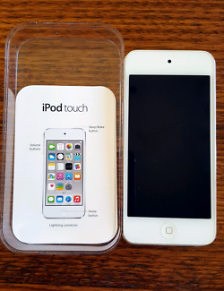 iPod Touch 6th Generation Gold